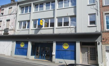 4040 Herstal, Rue Elisa Dumonceau 45 (te koop / te huur)